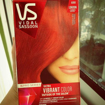 Vidal Sassoon Pro Series Hair Color, 6RR Runway Red, 1 kit uploaded by Carrigan M.