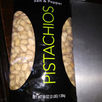 Wonderful Pistachios Wonderful Salt & Pepper Pistachios uploaded by Giselle N.