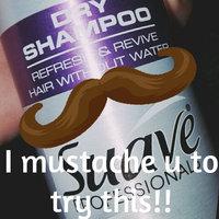 Suave Professionals Shampoo Dry Spray uploaded by sarah a.