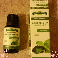 Nature's Truth® Aromatherapy Peppermint 100% Pure Essential Oil 0.51 fl. oz. Box uploaded by Christine A.