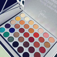 Morphe 35S - 35 Color Smokey Eye Eyeshadow Palette uploaded by norah mohammad a.