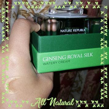 Photo of Nature Republic Naturerepublic Ginseng Royal Silk Watery Cream uploaded by Ayat A.