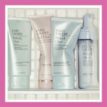 Estée Lauder Perfectly Clean Multi-Action Foam Cleanser/Purifying Mask  uploaded by Tabitha L.