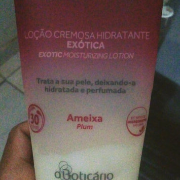 Photo of O Boticario Nativa SPA Body Lotion Plum [Loçao Hidratante Exotic Ameixa] 400ml uploaded by Michele G.