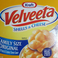 Velveeta Shells & Cheese Family Size Dinner Original uploaded by Chaya K.