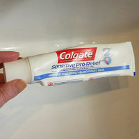 Colgate Sensitive Pro-Relief + Whitening Toothpaste uploaded by Theresa M.
