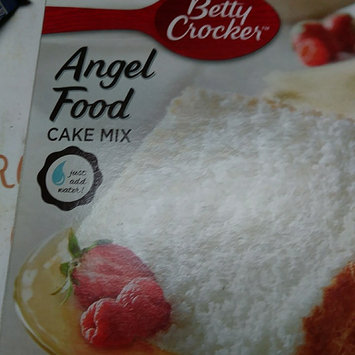 Betty Crocker White Angel Food Cake Mix uploaded by Jeanette H.