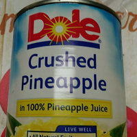 Dole Crushed Pineapple In Heavy Syrup uploaded by Jeanette H.