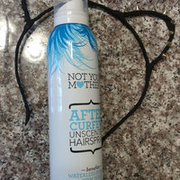 Not Your Mother's® After Curfew™ Unscented Hairspray uploaded by Kendy P.