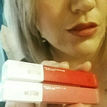 Photo of Maybelline SuperStay Matte Ink™ Liquid Lipstick uploaded by Kristin H.
