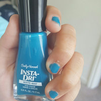 Sally Hansen Insta-Dri Matte-Mat Fast Dry Nail Color Collection uploaded by Chaya K.