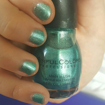SinfulColors Professional Nail Color uploaded by Chaya K.