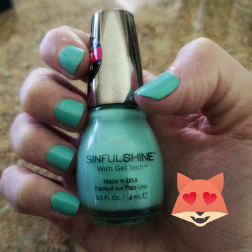 SinfulColors Professional Nail Color uploaded by Alyssa K.