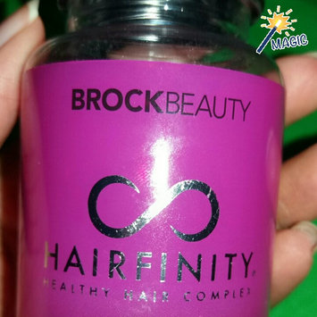 Hairfinity Healthy Hair Vitamins Supplements uploaded by Genedra T.
