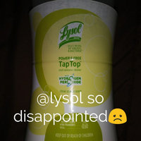 Lysol Power & Free Tap Top Multi-Purpose Cleaner Citrus Sparkle uploaded by Jeanne K.