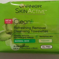 Garnier Nutritioniste The Refreshing Remover Cleansing Towelettes -- Oil Free uploaded by Dawn G.