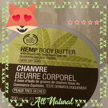 The Body Shop Hemp Body Butter uploaded by Franka C.