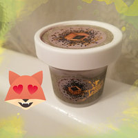SKINFOOD Black Sesame Hot Mask 110g deep clean your skin without dehydrating uploaded by Franka C.