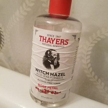 Thayers Alcohol-Free Rose Petal Witch Hazel Toner uploaded by Franka C.