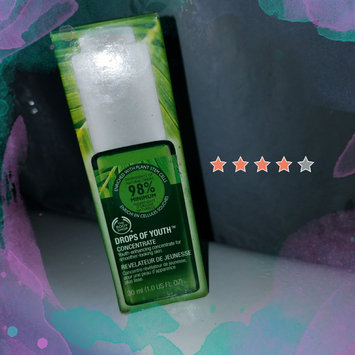 Photo of THE BODY SHOP® Drops Of Youth™ Youth Concentrate uploaded by Franka C.