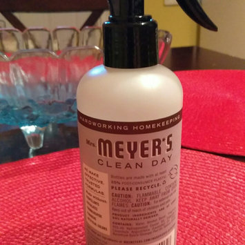 Photo of Mrs. Meyer's Clean Day Lavender Room Freshener uploaded by Mary R.