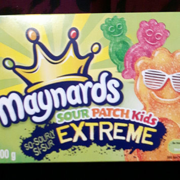 Sour Patch Extreme Soft & Chewy Candy uploaded by Amelia S.