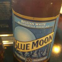 Blue Moon Belgian White Wheat Ale uploaded by Faride H.