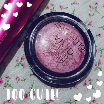 Photo of Makeup Revolution Baked Blusher uploaded by Poppy F.