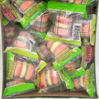 E. Frutti eFrutti Hot Dog Gummis 60 Pack, 19 Ounce uploaded by Estefany P.