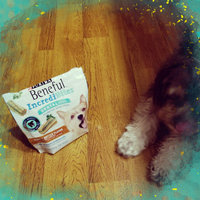 Purina Beneful IncrediBites Dental Minis Peanut Butter Flavor Dog Treats 7 oz. Pouch uploaded by Ashley D.