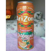 AriZona Can Orangeade uploaded by Alyssa C.