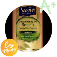 Suave® Cucumber Agave Smash Body Lotion uploaded by Milysen R.