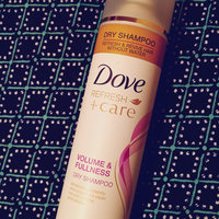 Dove Volume and Fullness Dry Shampoo uploaded by Ashley T.