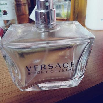 Versace Bright Crystal Eau de Toilette Spray uploaded by Weam K.