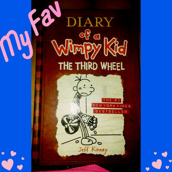 Photo of The Third Wheel (Diary of a Wimpy Kid, Book 7) uploaded by Kristie A.