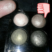 Hard Candy Mod Quad Baked Eye Shadow Compact, Pink Interlude, Smoke Mirrors Grey Palette uploaded by sarah a.