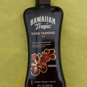 Hawaiian Tropic Dark Tanning Oil uploaded by Maria S.
