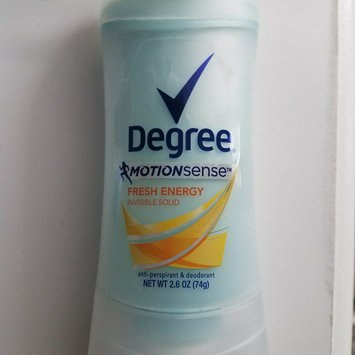 Photo of Degree® Expert Protection with MotionSense™ uploaded by Samantha D.