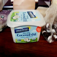 Carrington Farms - 100% Organic Pure Unrefined Cold Pressed Extra Virgin Coconut Oil uploaded by Savannah H.