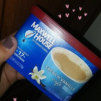 Maxwell House International Cafe French Vanilla uploaded by leah b.