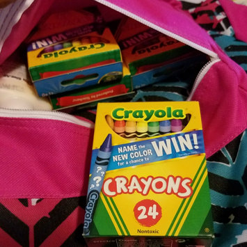 Photo of Crayola 24ct Crayons uploaded by keren a.