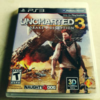 Uncharted 3: Drake's Deception (PlayStation 3) uploaded by Samahara A.