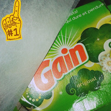 Photo of Gain® Original Fabric Softener Sheets 34 ct Box uploaded by sarah a.