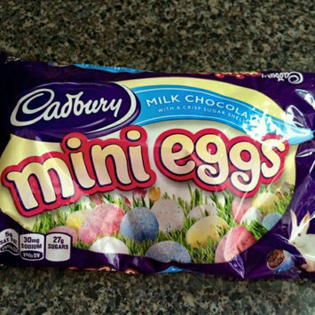 Photo of Cadbury Milk Chocolate Mini Eggs uploaded by Paige B.
