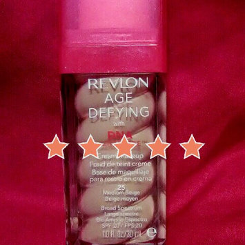 Photo of Revlon Age Defying With DNA Advantage Cream Makeup SPF 20 uploaded by Savannah H.