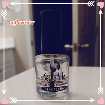 Photo of Seche Vite Dry Fast Topcoat .125 Oz uploaded by Luciana G.
