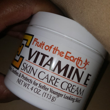 Photo of Fruit of the Earth Vitamin E Skin Care Cream uploaded by Tamara H.