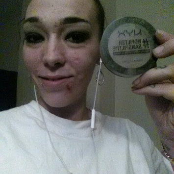 NYX Cosmetics #NoFilter Finishing Powder uploaded by Krissi F.