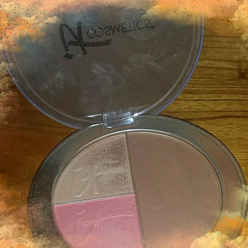 Photo of IT Cosmetics® Your Most Beautiful You™ Anti-Aging Matte Bronzer, Radiance Luminizer & Brightening Blush Palette uploaded by Adisa J.