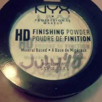NYX Cosmetics Studio Finishing Powder uploaded by Katy M.